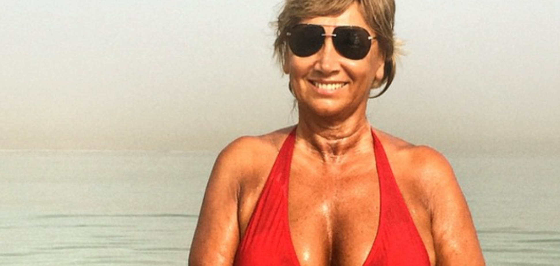 Копенкина шокировала целлюлитом на откровенных фото с отдыха