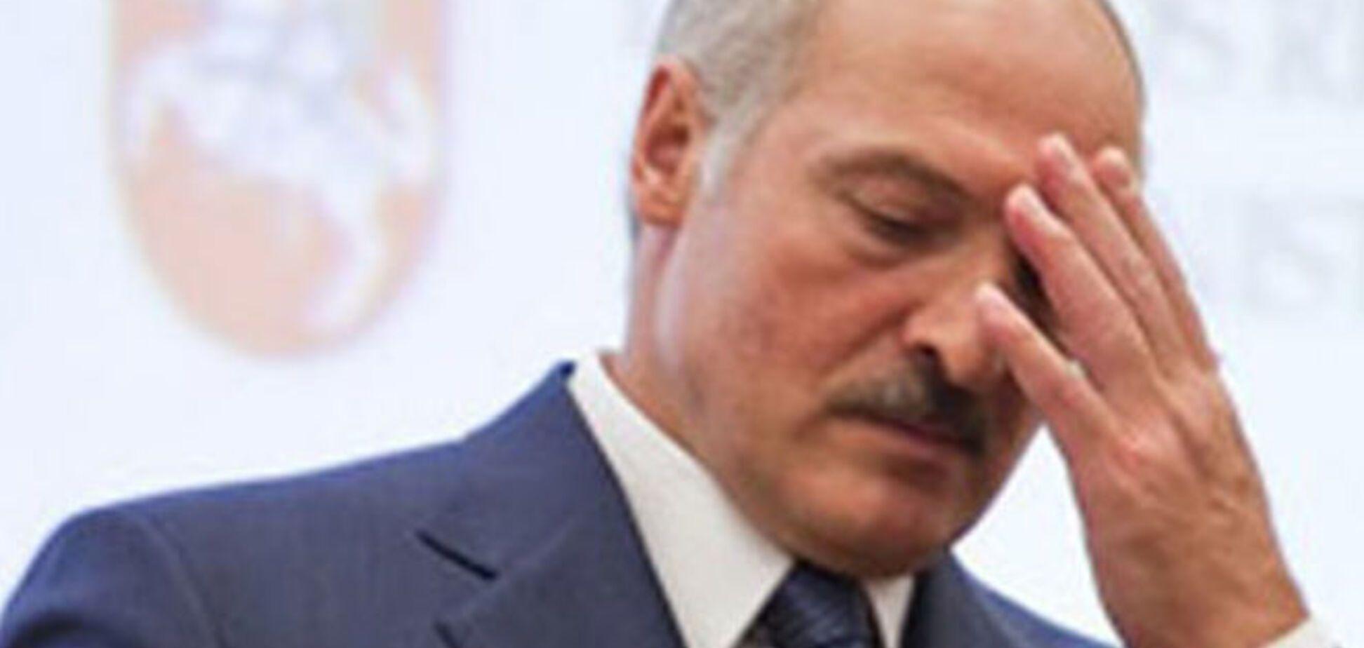 'Щось з пам'яттю моєю сталося': Лукашенко забув, що був в Уфі