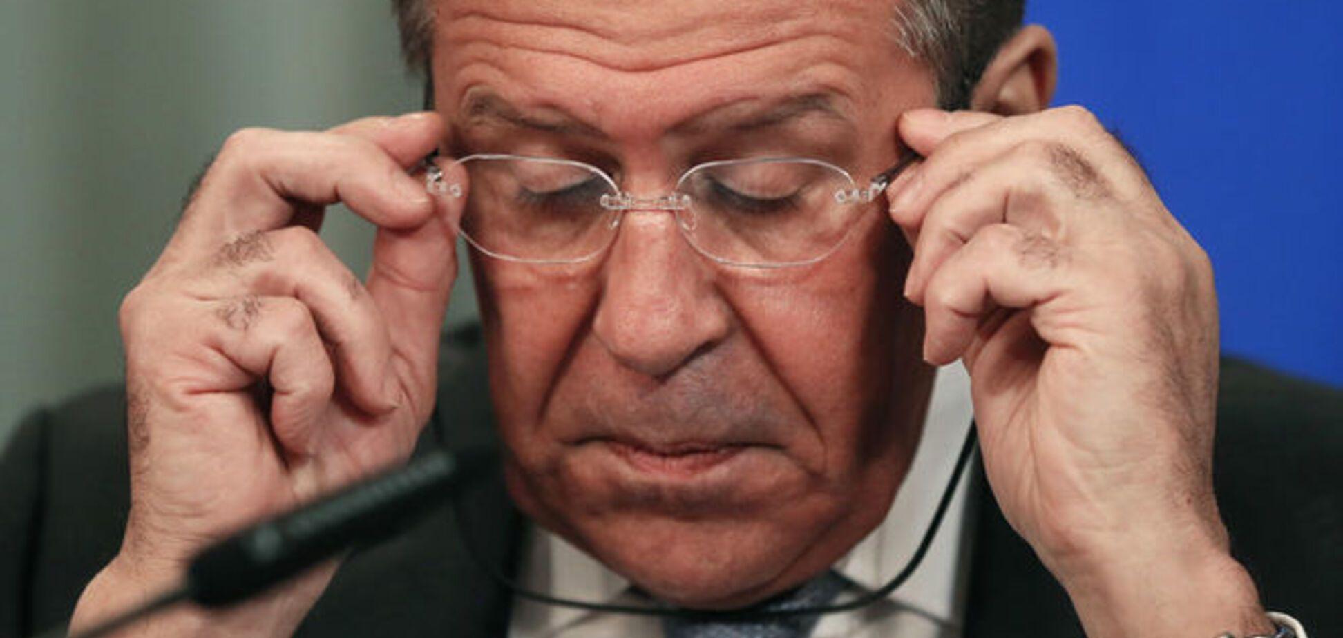 Лавров грубо отреагировал на беспрецедентную резолюцию ПА ОБСЕ по России