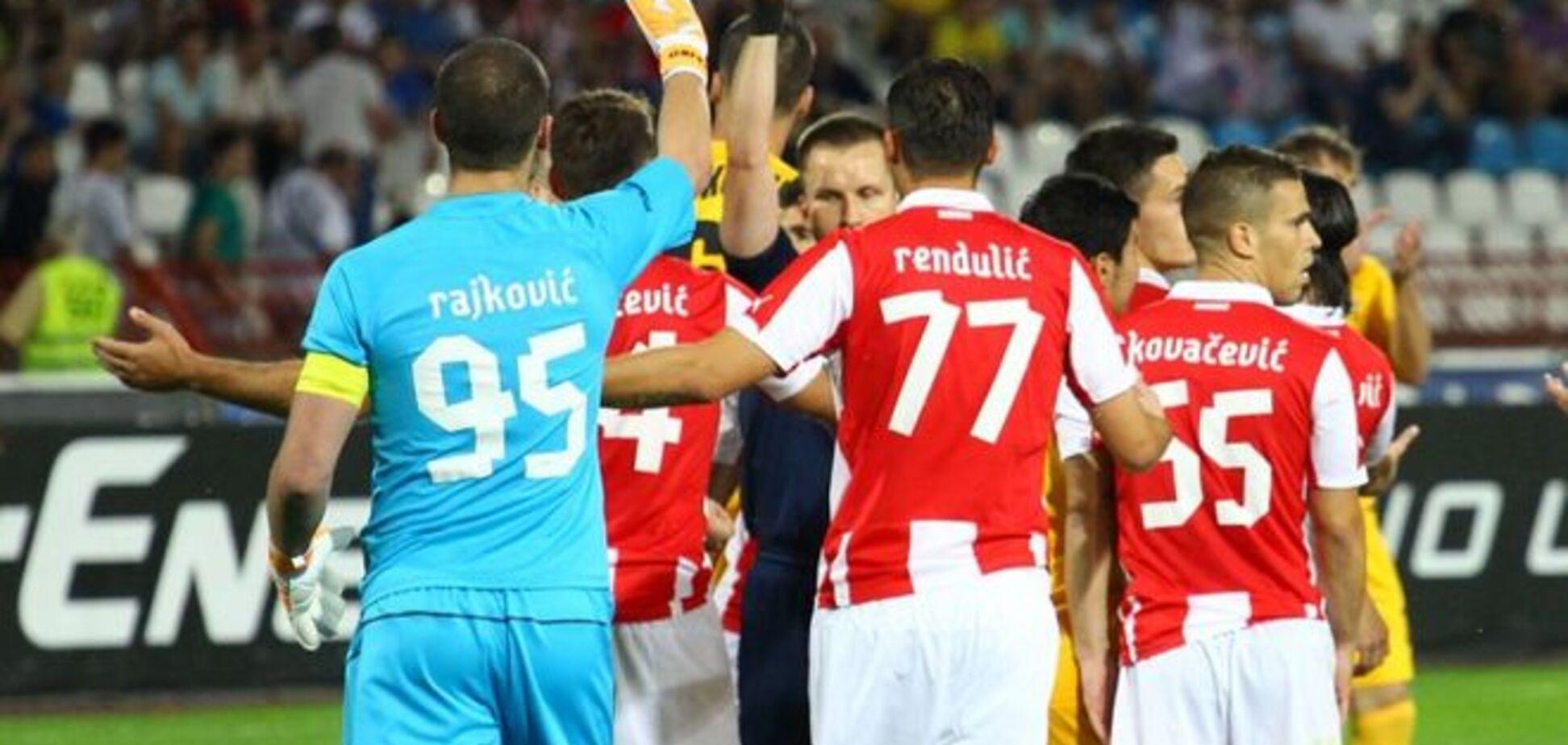 Команда Тимощука сотворила громкую сенсацию в Лиге Европы