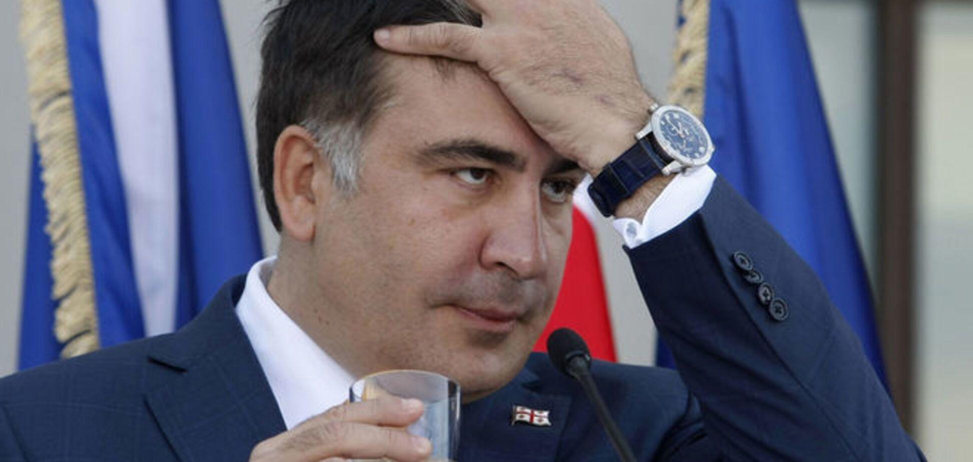 Грузия снова требует от Интерпола объявить в розыск Саакашвили