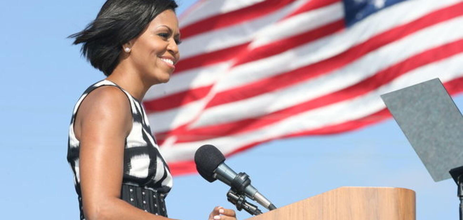 Мішель Обама захотіла стати Бейонсе: відеофакт