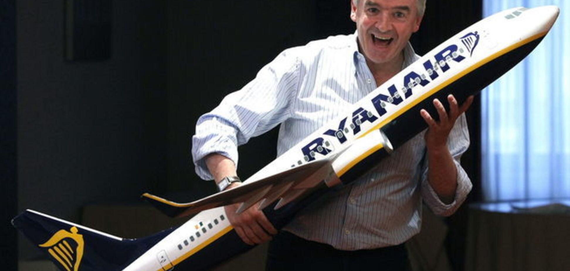 Ryanair і люди: 10 кращих жартів про найекономніші авіакомпанії світу