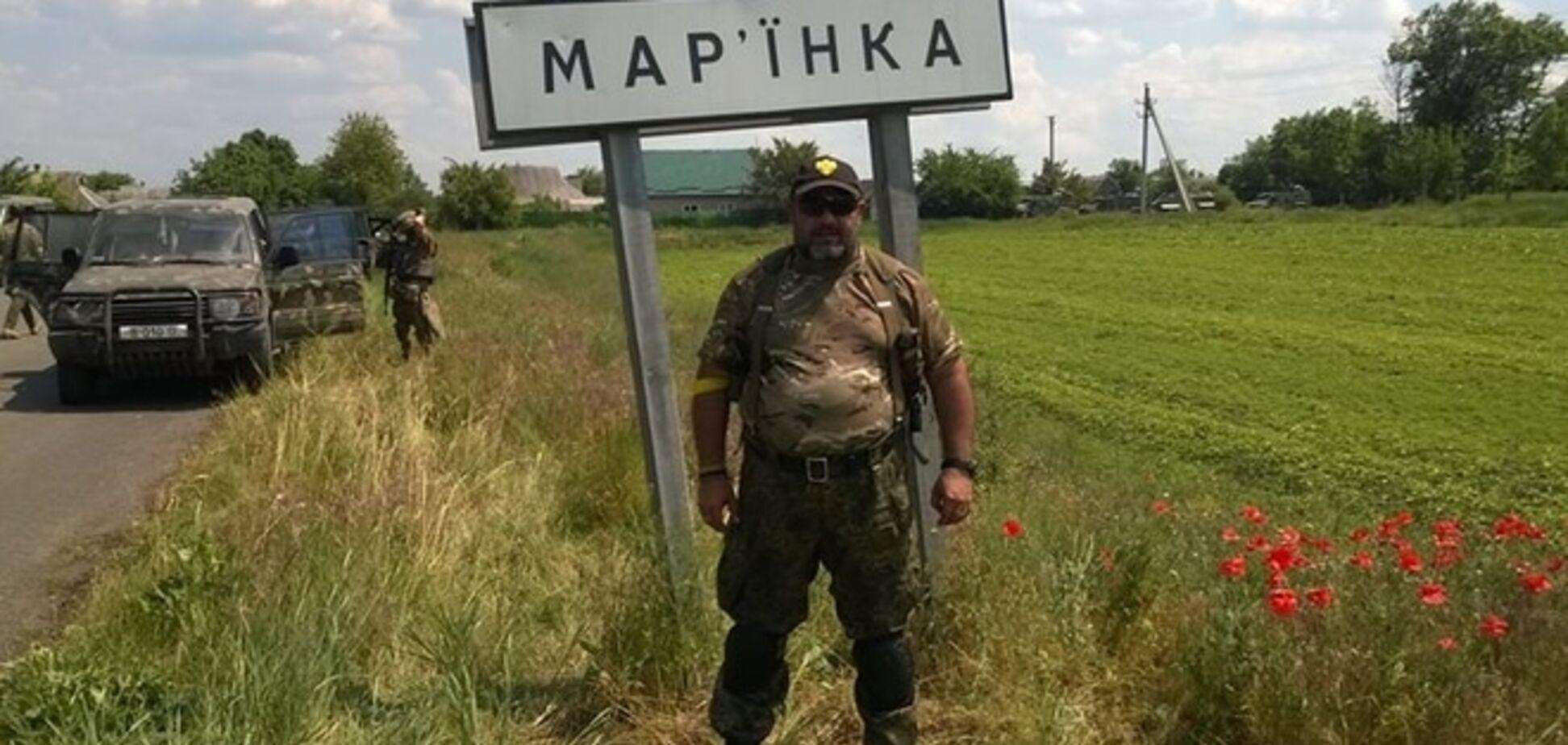 Із лікаря у військові: чому парамедик Армен став бійцем 'Київ-1'