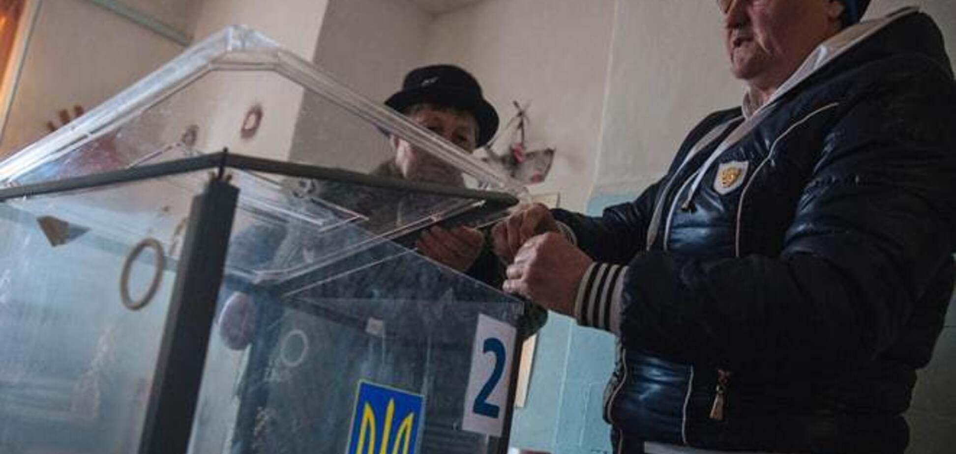 Сазонов назвав головну мету місцевих виборів на Донбасі