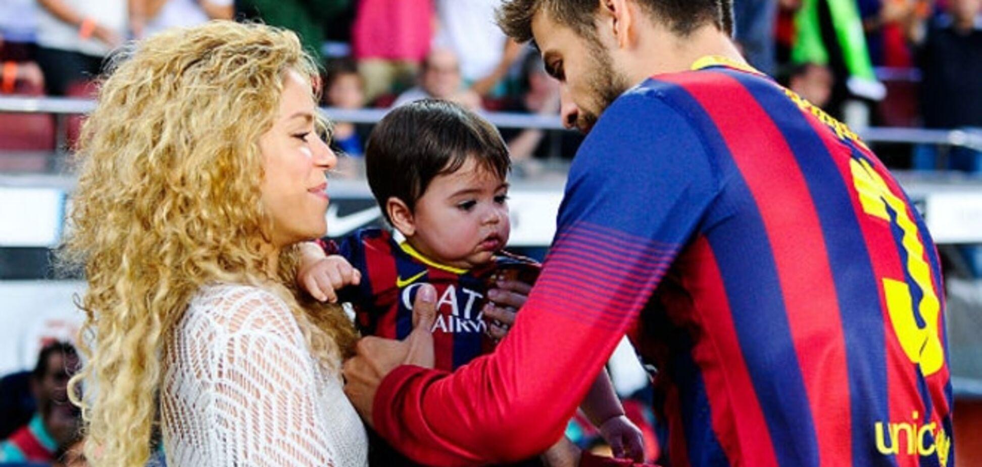 Шакира взорвала сеть своим видео баловства с футболистом