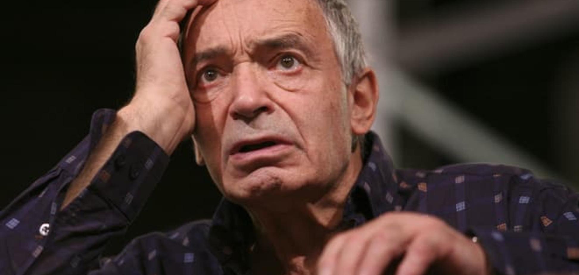 Валентин Гафт попросился в 'черный список' артистов Украины