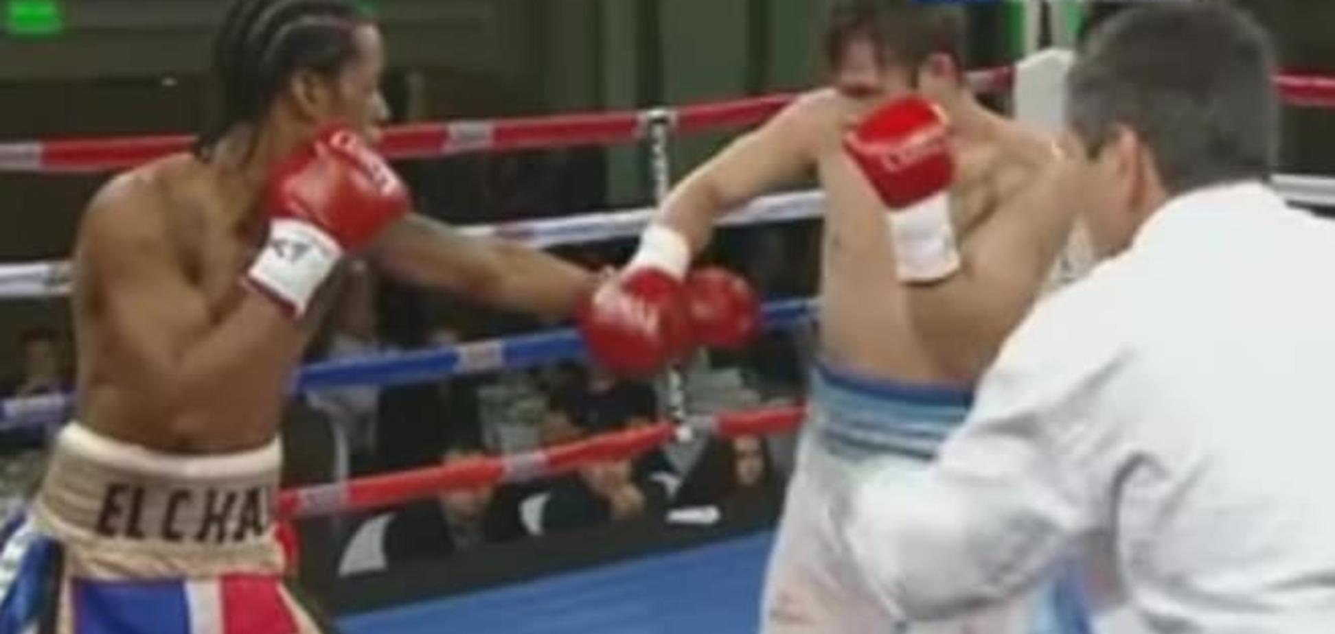 'Хуже боя Микки Рурка в России': боксер-симулянт стал звездой интернета