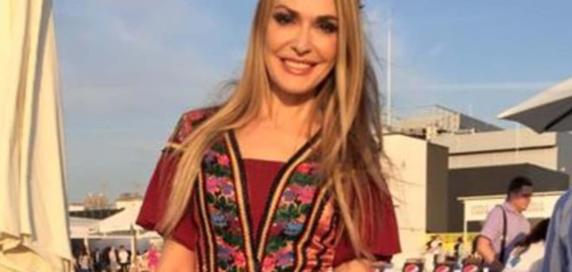 Сумская рассказала, как Данилко дразнил ее во время съемок мюзикла