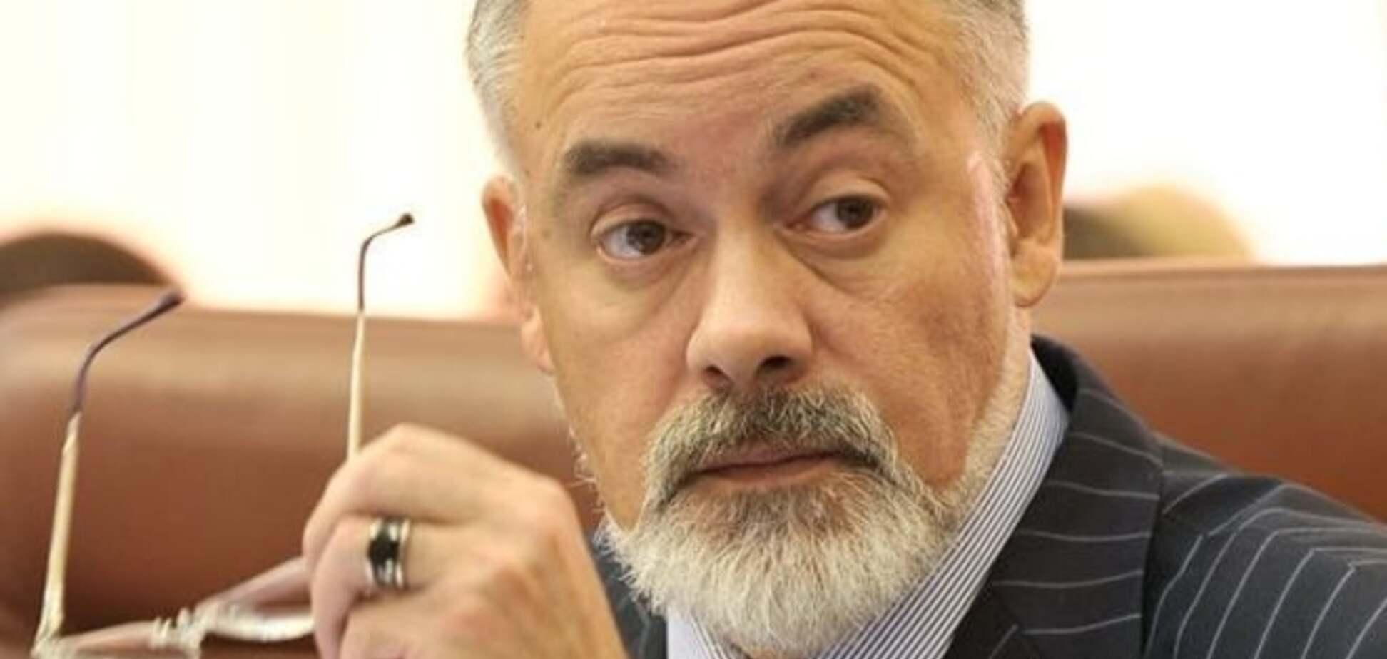 ГПУ підозрює Табачника у крадіжці картин