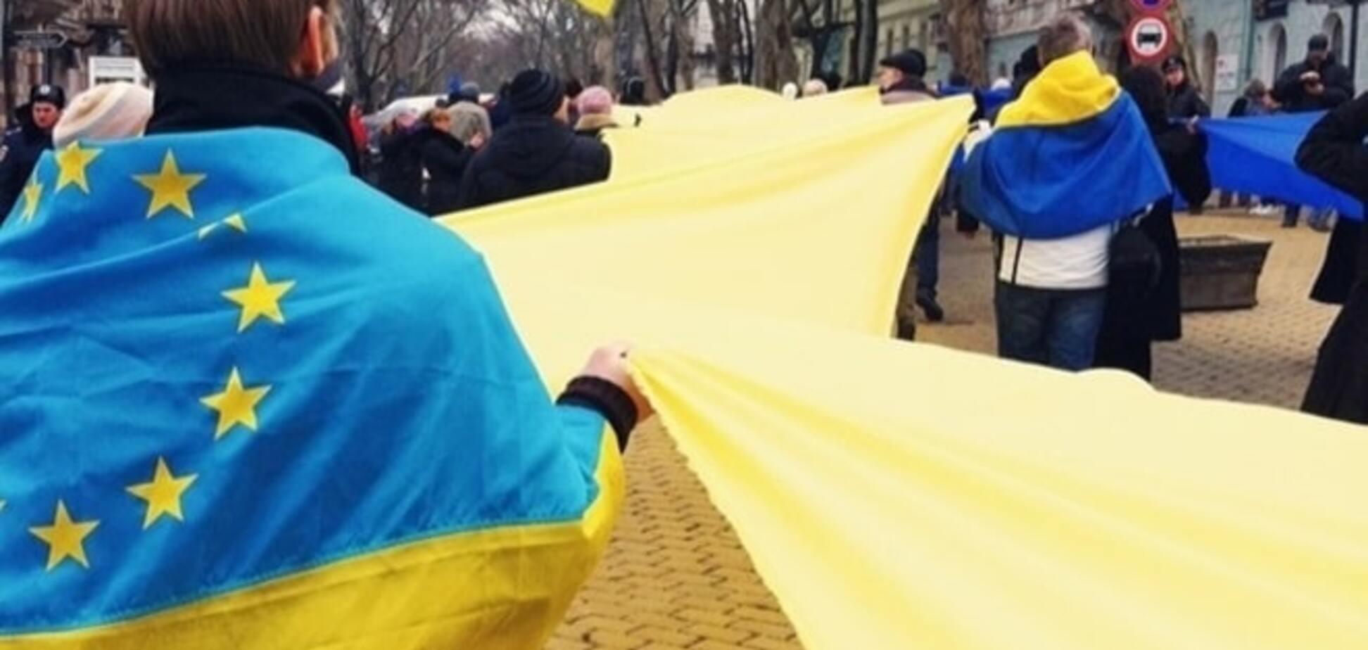 Чубайс о Евромайдане: в ЕС стремится не 'пустое место'