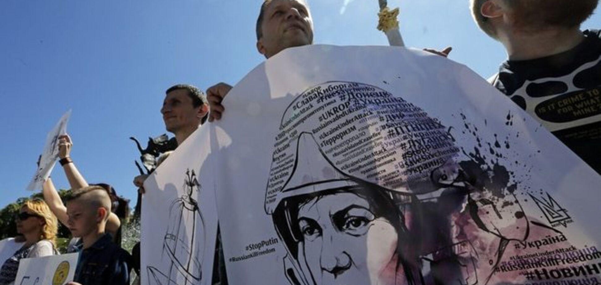 Опубликовано новое видеодоказательство невиновности Савченко