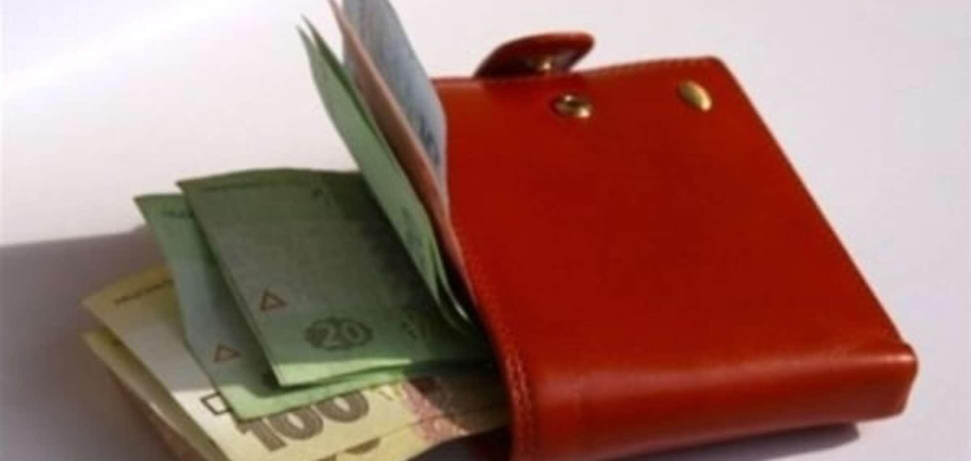 Минимальную зарплату в Украине хотят освободить от уплаты налога