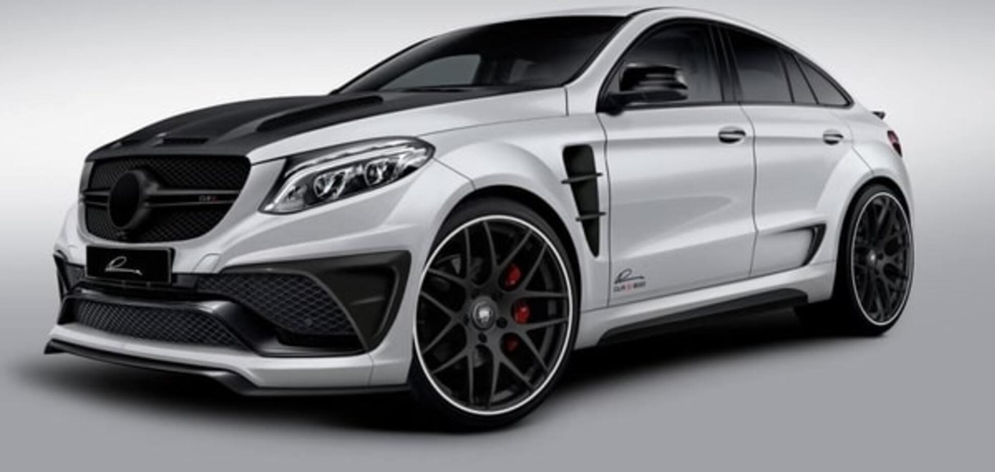 Злее некуда: немцы представили тюнинг-версию Mercedes-Benz GLE Coupe