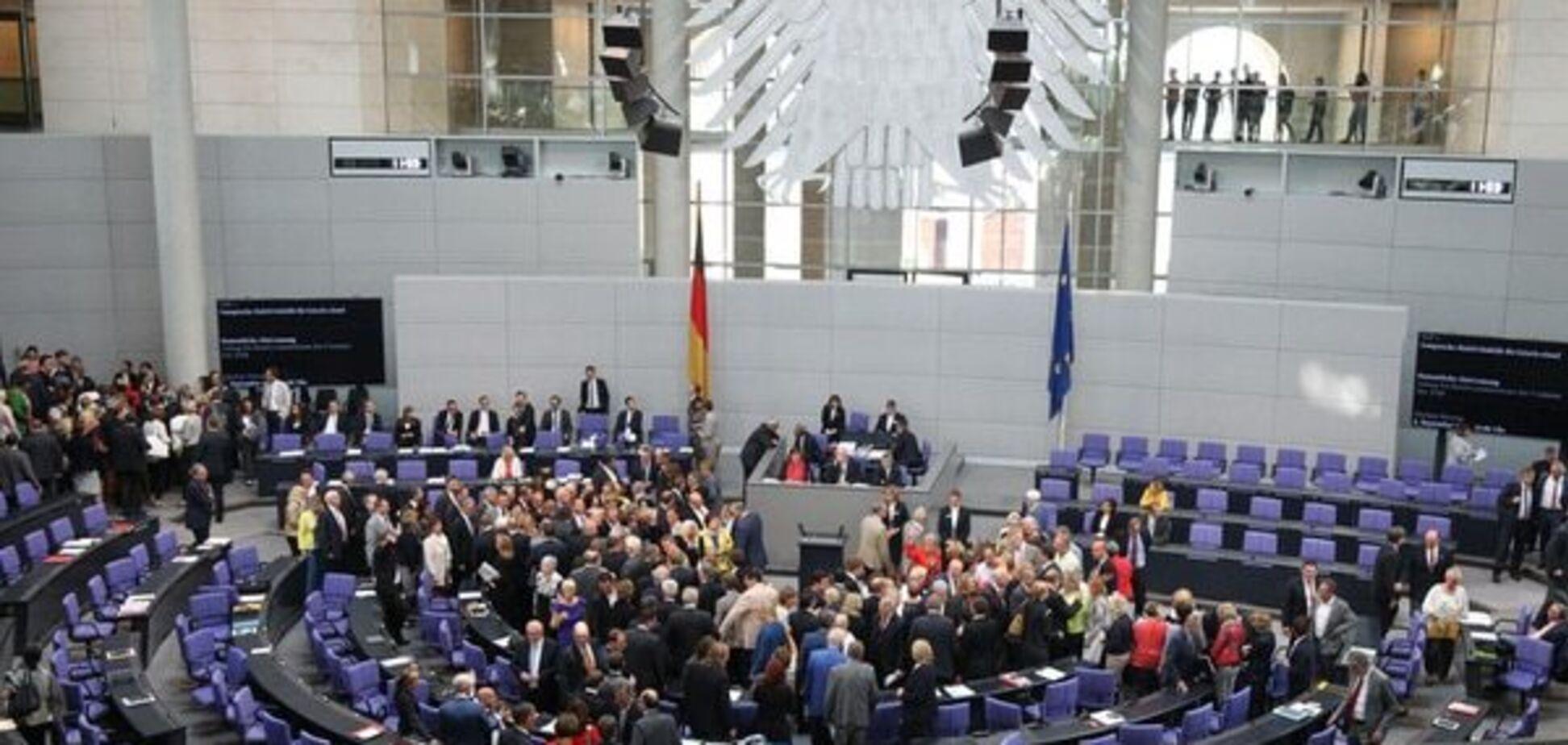 Германия одобрила выделение Греции 86 миллиардов евро