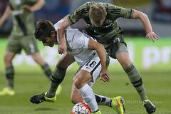 Заря – Легия – 0-1: хронология матча Лиги Европы