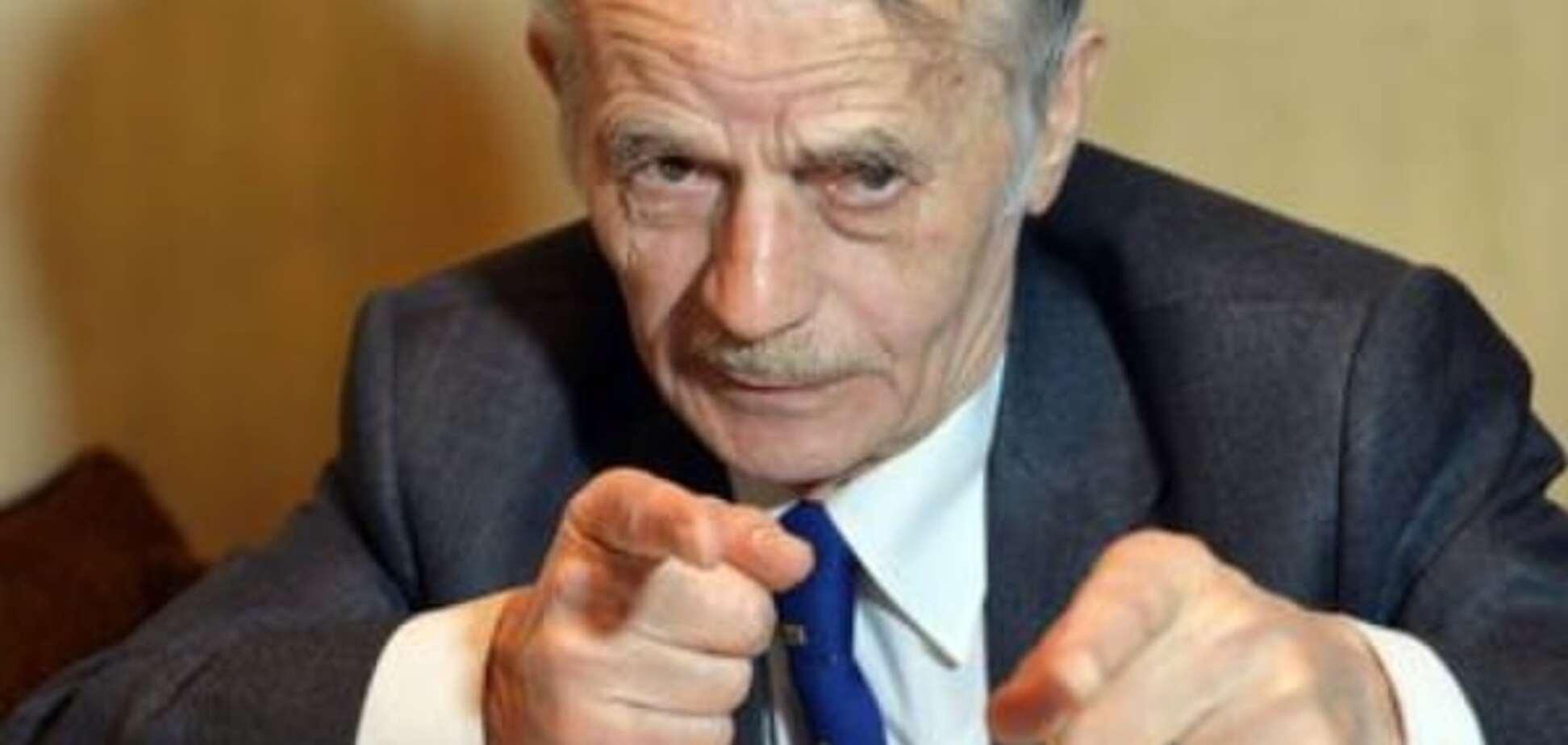 Мустафа Джемилев: мы продолжаем кормить оккупантов!