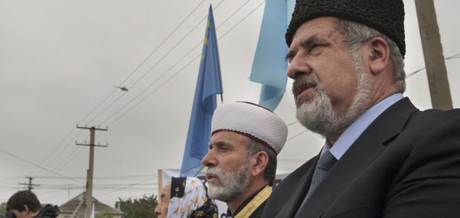 Крымские татары требуют признать политику России геноцидом
