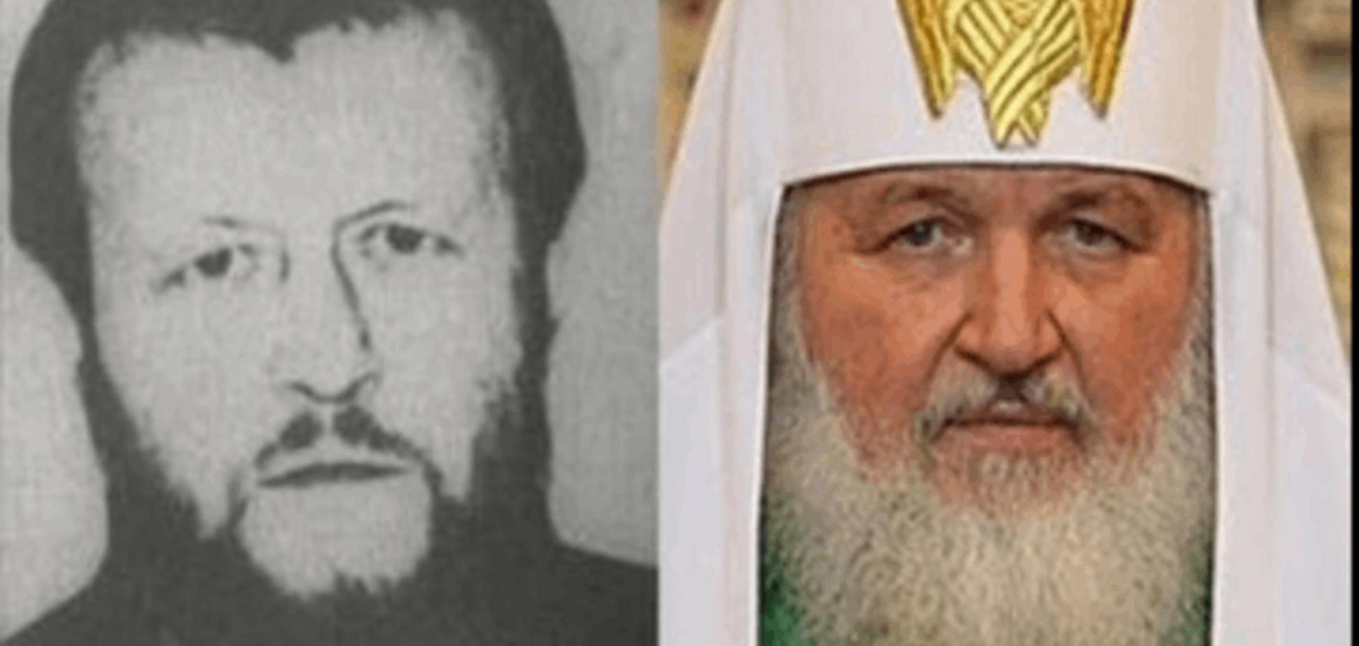 'Воскрес?' В сети сравнили патриарха Кирилла с криминальным авторитетом 'Япончиком': фотофакт