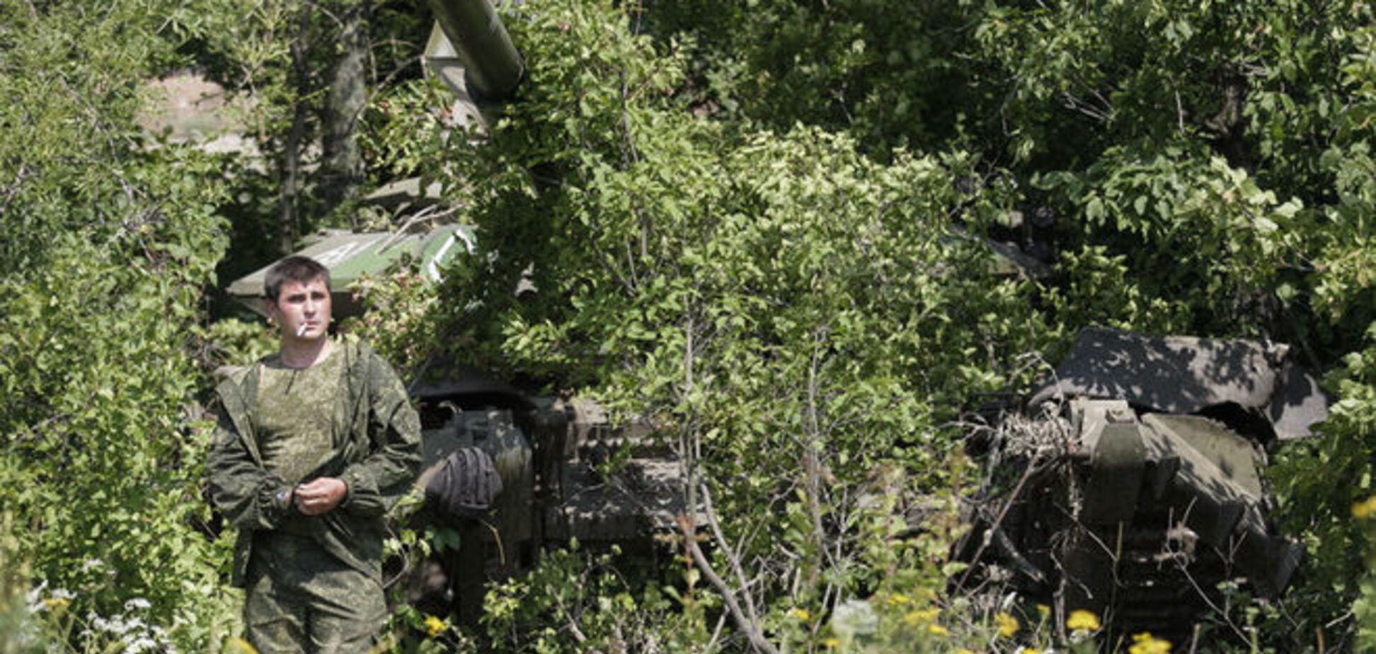 Тука нашел причину снижения активности террористов на Луганщине