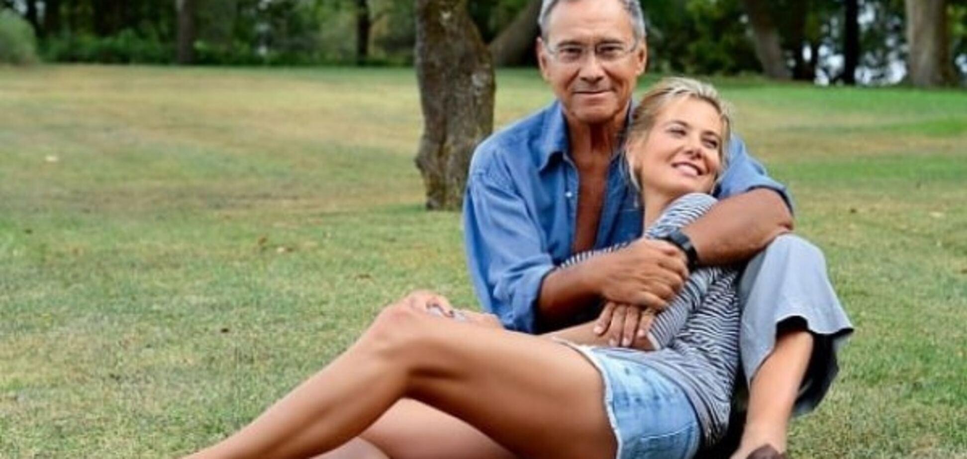 История любви Андрея Кончаловского и Юлии Высоцкой: 36 лет разницы в возрасте - еще не испытание