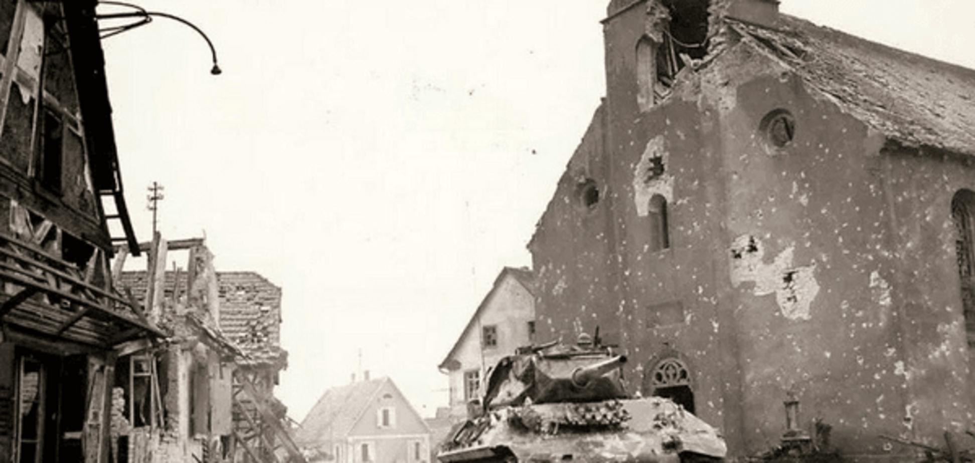 Эхо Второй мировой войны: опубликованы уникальные фото