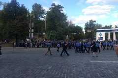 Драка фанатов в Киеве: в МВД сообщили о количестве пострадавших