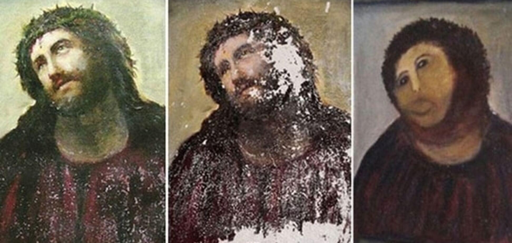 Превратившая Иисуса в посмешище испанка получила шанс разбогатеть