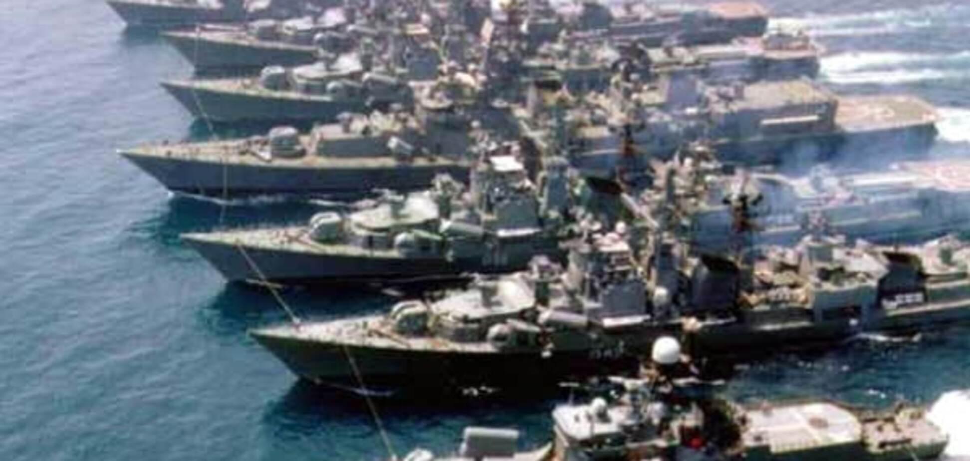 Россия и Китай 'беспрецедентно' бряцают оружием на фоне учений НАТО