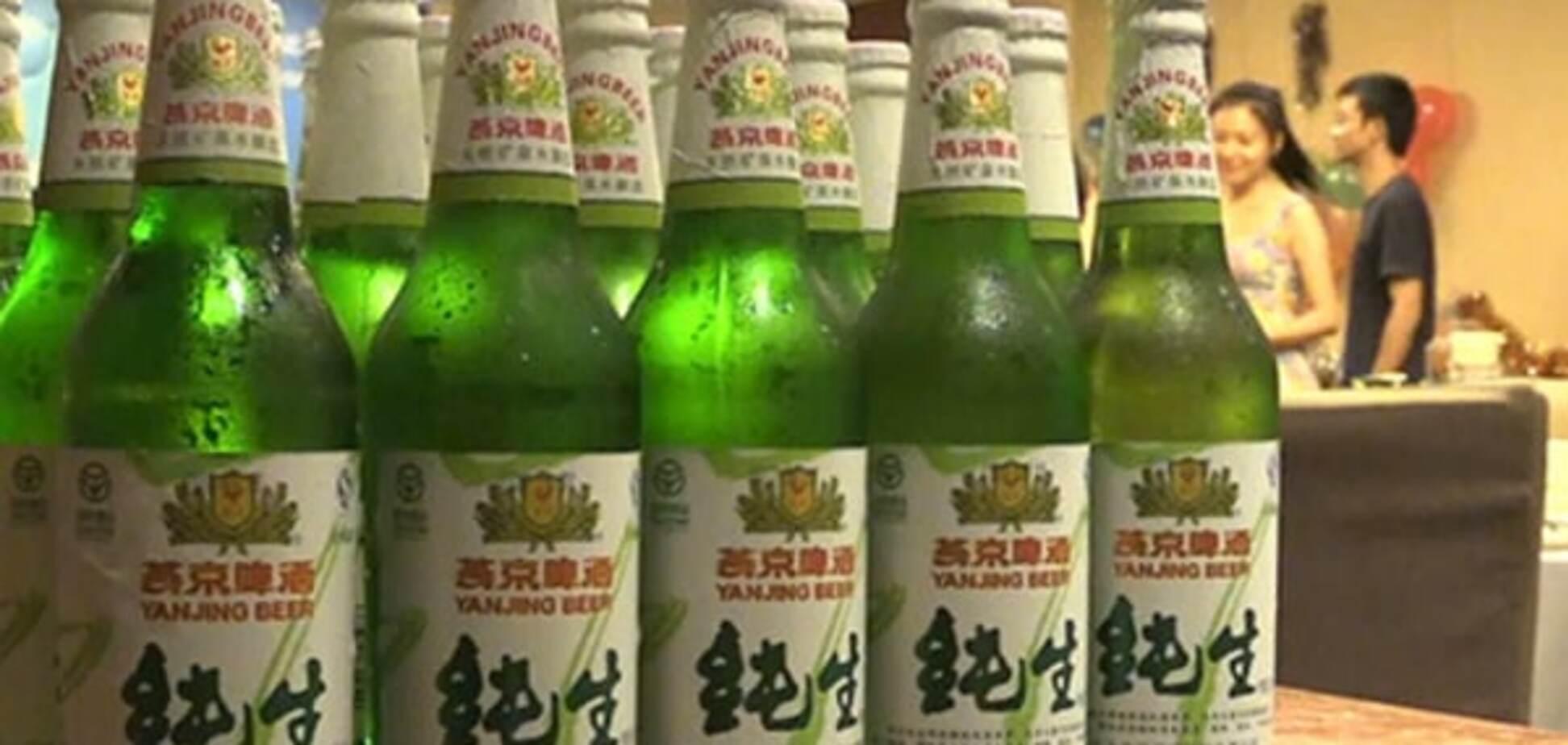 Китайцы создали новую марку дешевого пива и назвали ее именем Путина