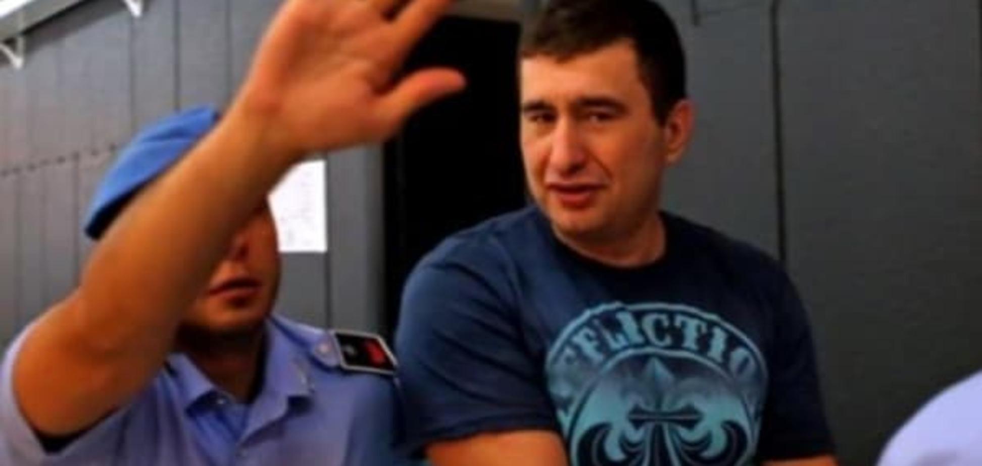 Маркова вирішили випустити під домашній арешт