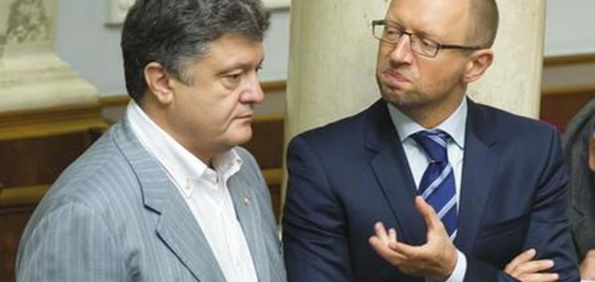 СМИ объявили о слиянии БПП, 'Народного фронта' и УДАРа в суперпартию