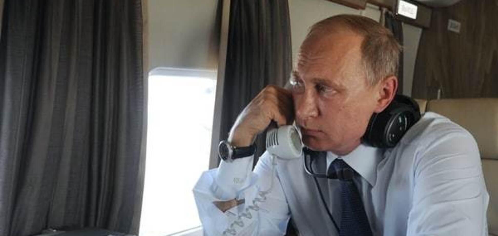 Отчаяние? Путин уволил 12 высокопоставленных силовиков