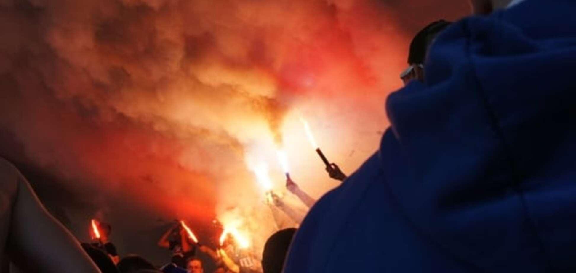 'Динамо' поставило на уши полтавчан: эксклюзивные фото