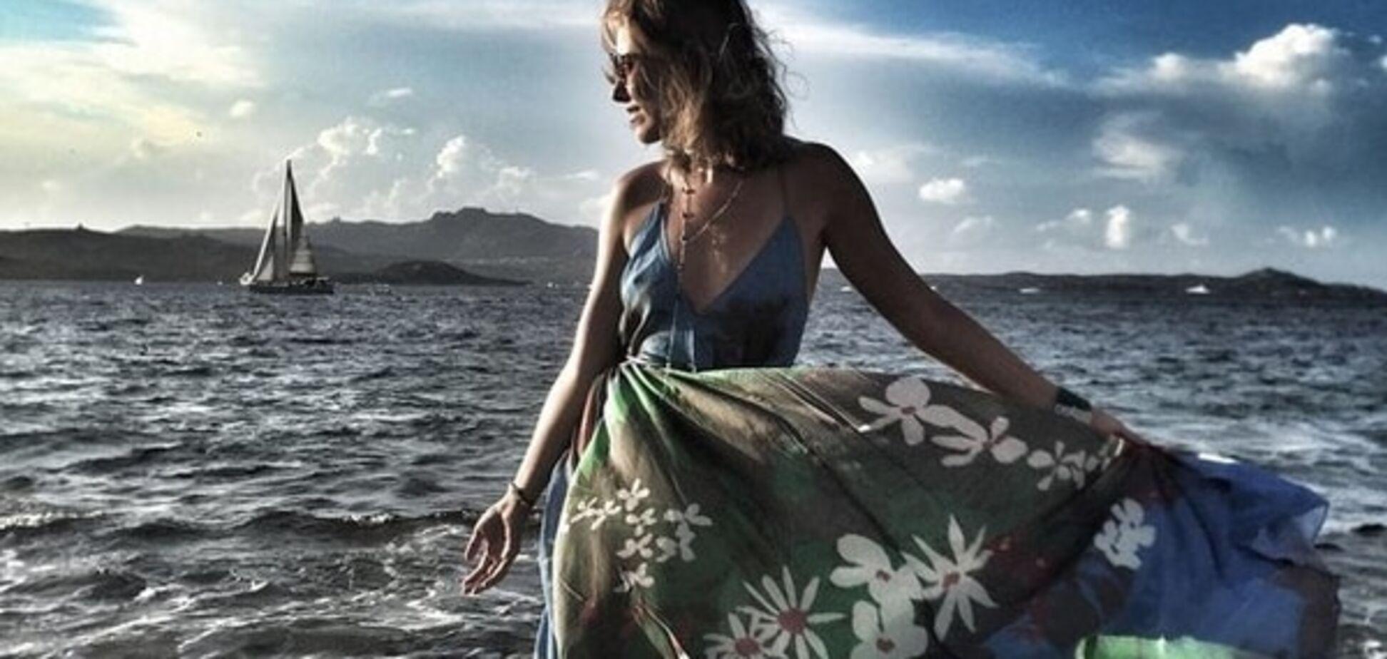 #СамаТыЖирная: Ксения Собчак в шоке от нового флешмоба