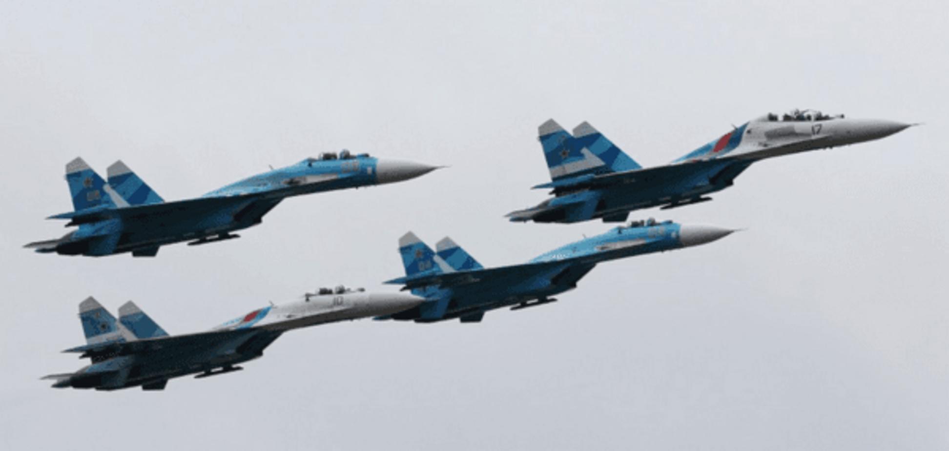 Над Луганском зафиксировали российские истребители - Булатов
