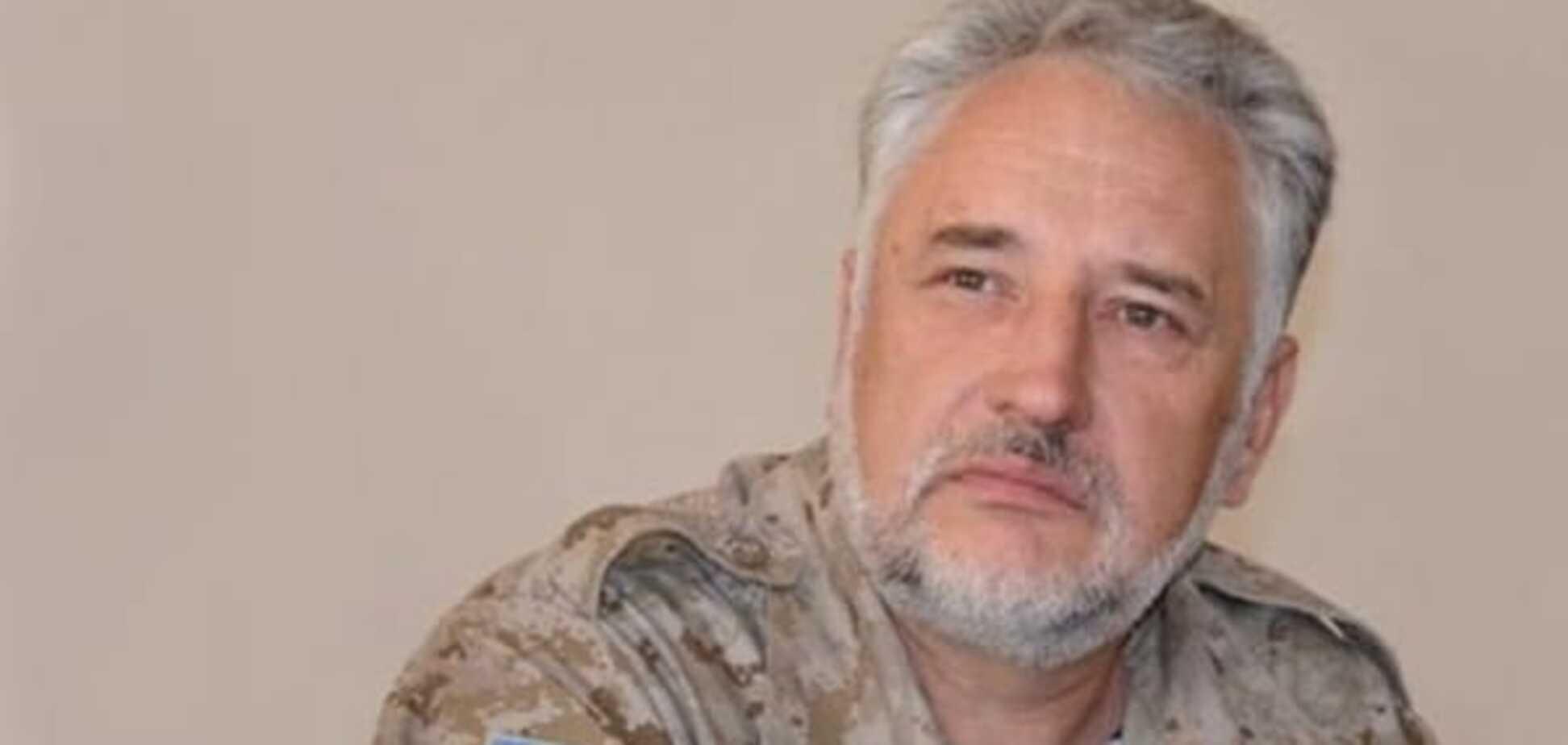 Жебривский выступил против выборов в прифронтовом Мариуполе