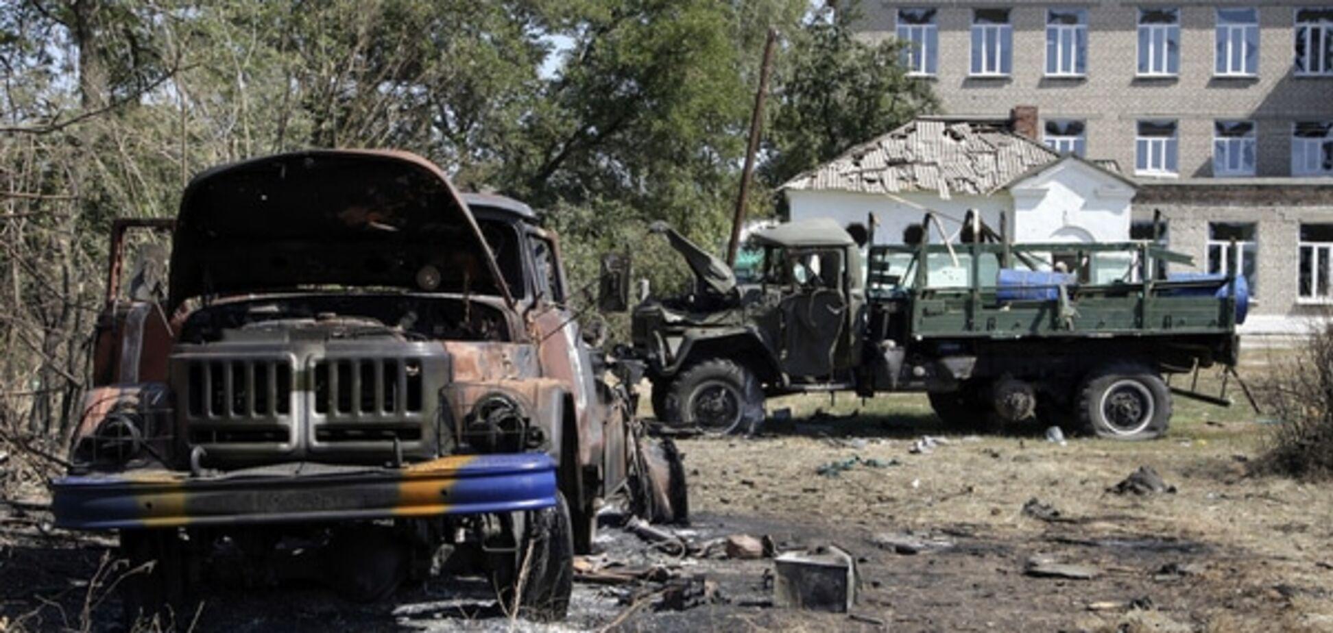 Иловайский котел: в Раде насчитали до 1000 погибших бойцов АТО