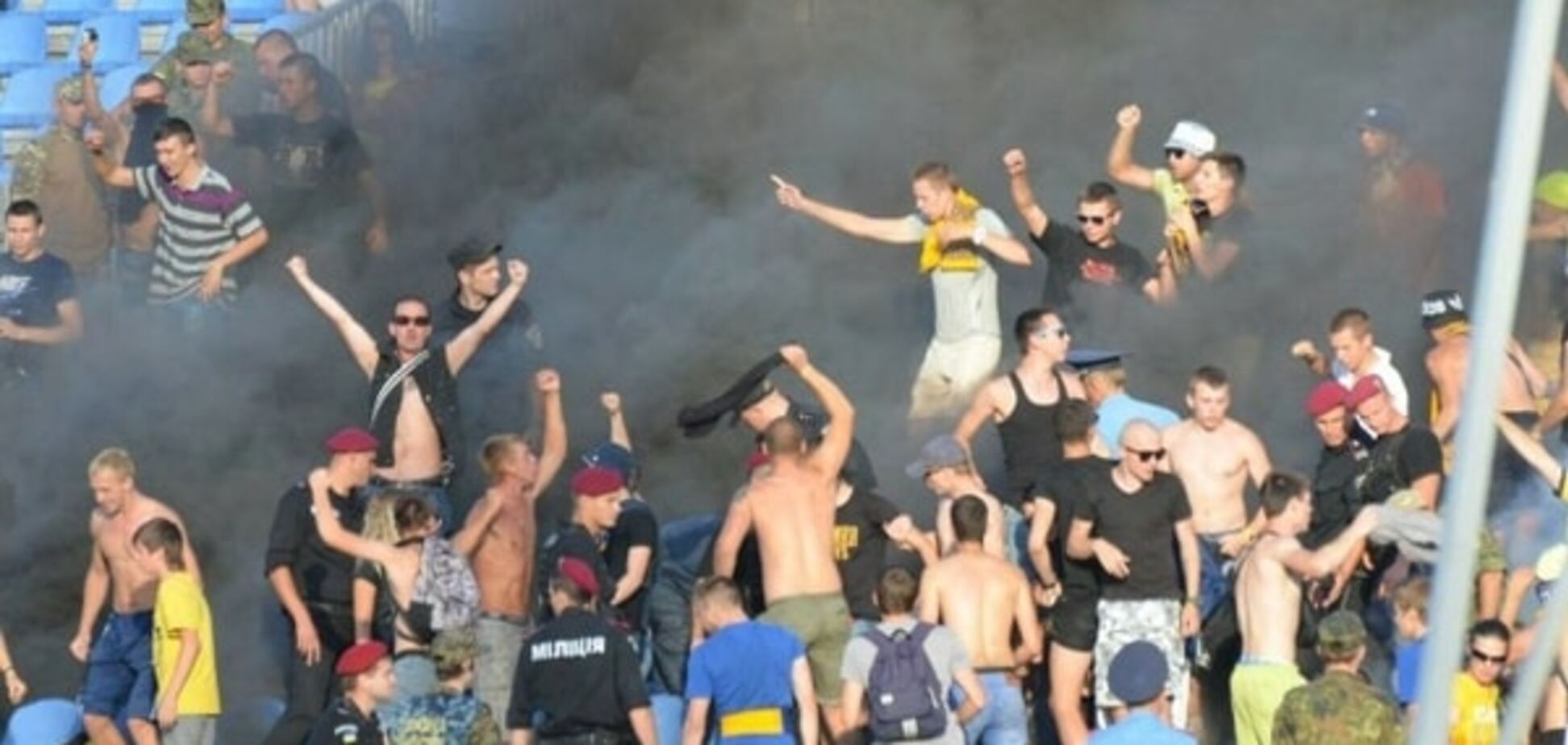 Звернення до Авакова: спецназ у Миколаєві побив фанатів. Моторошні фото і відео