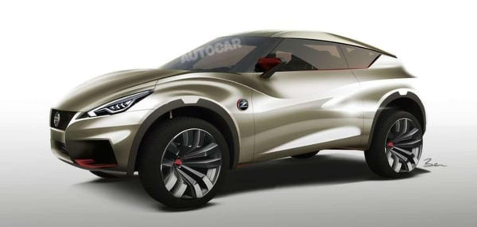 Nissan выпустит кроссовер вместо спорткара
