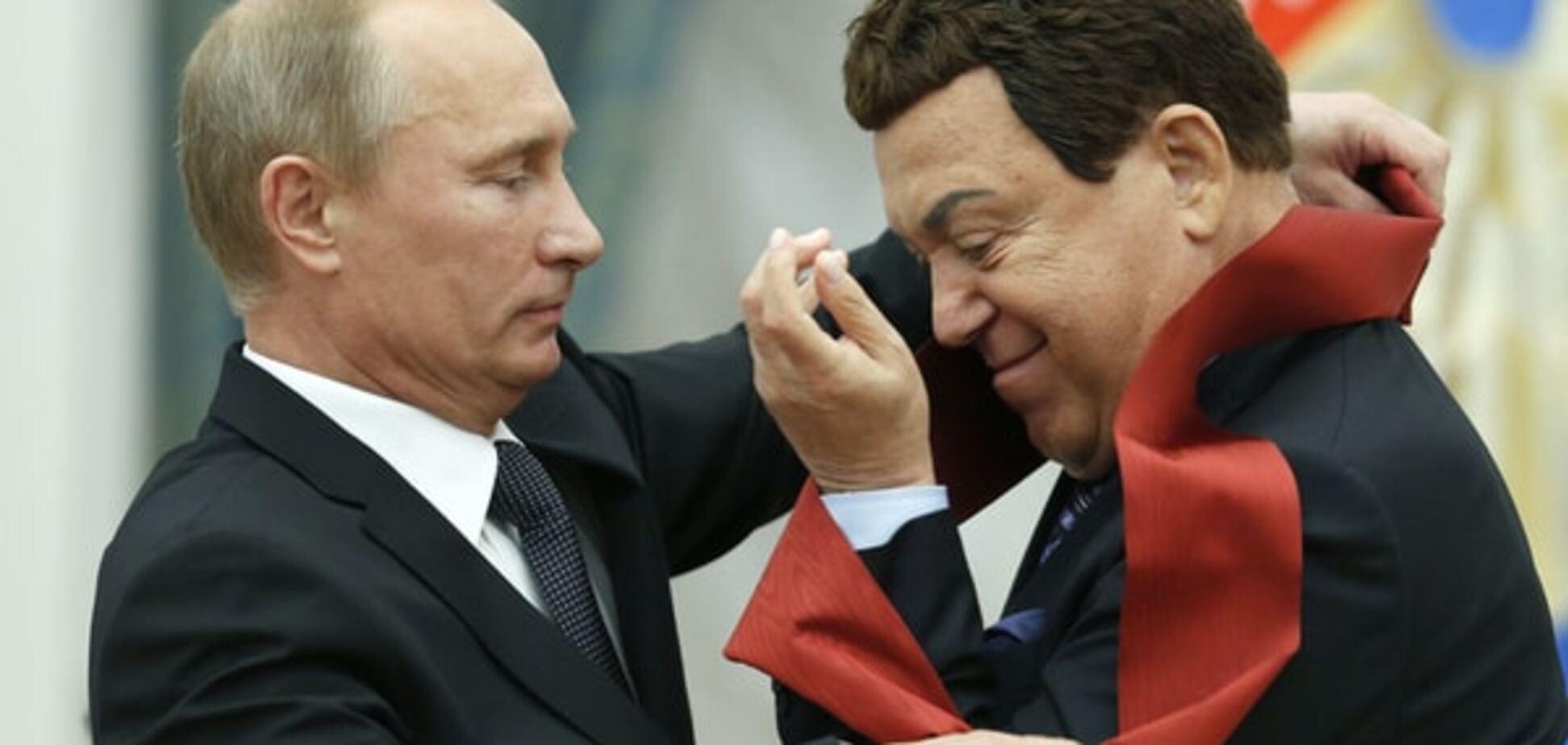 Путин забыл отпроситься: Кобзон призвал остановить дипотношения с США