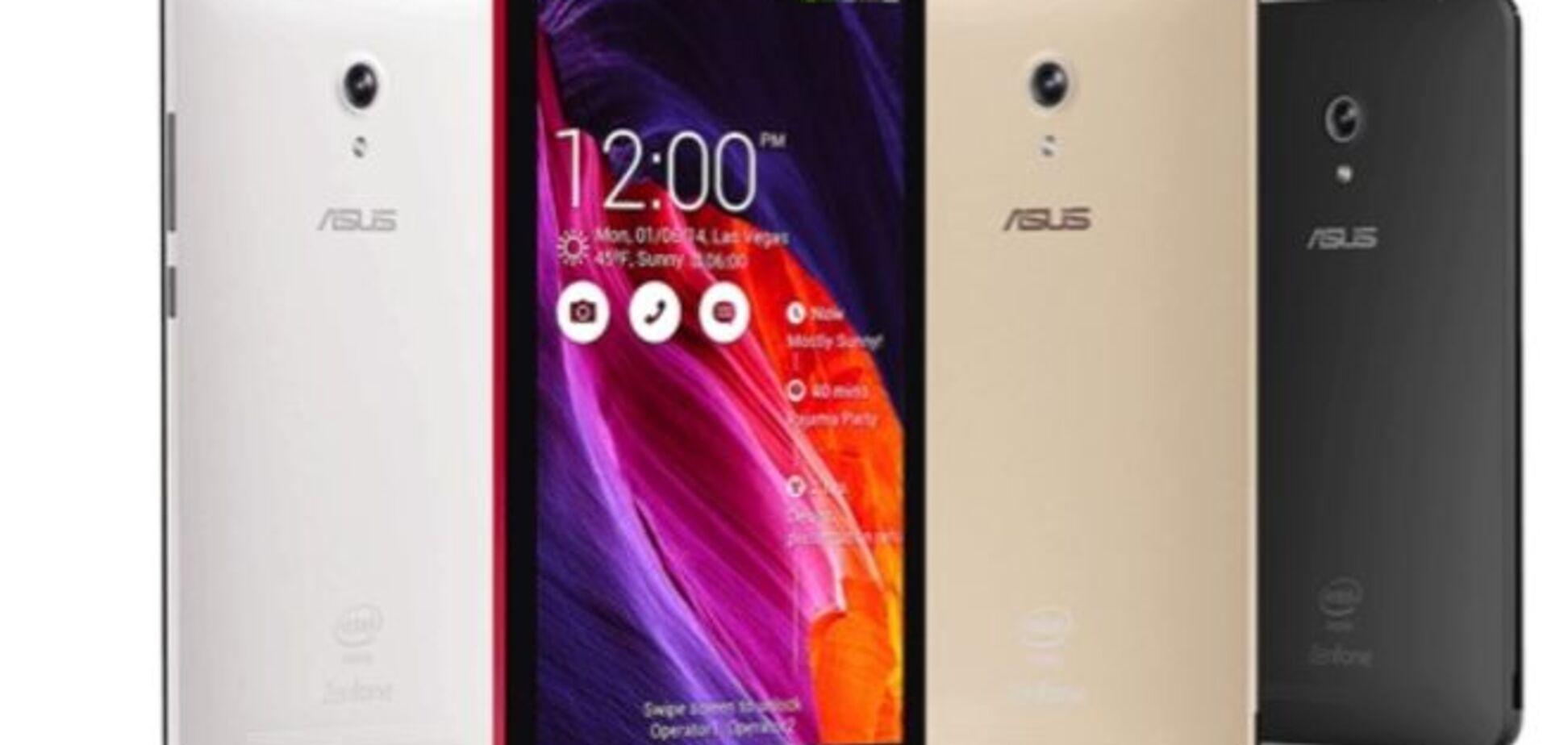 Asus ZenFone обновились до последней версии Android
