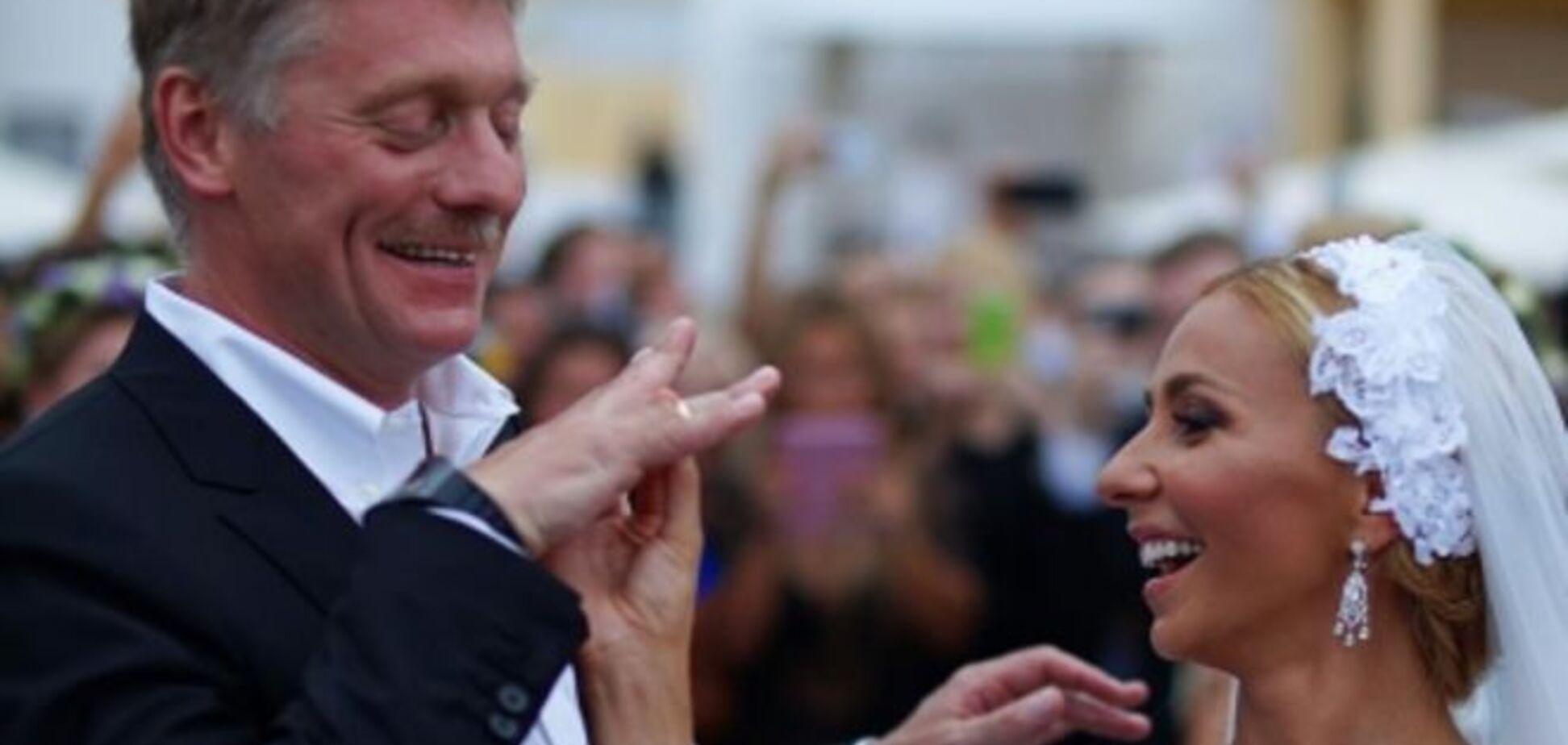 VIP-свадьбы лета: пресс-секретарь Путина поразил размахом, а Горбаль скромностью