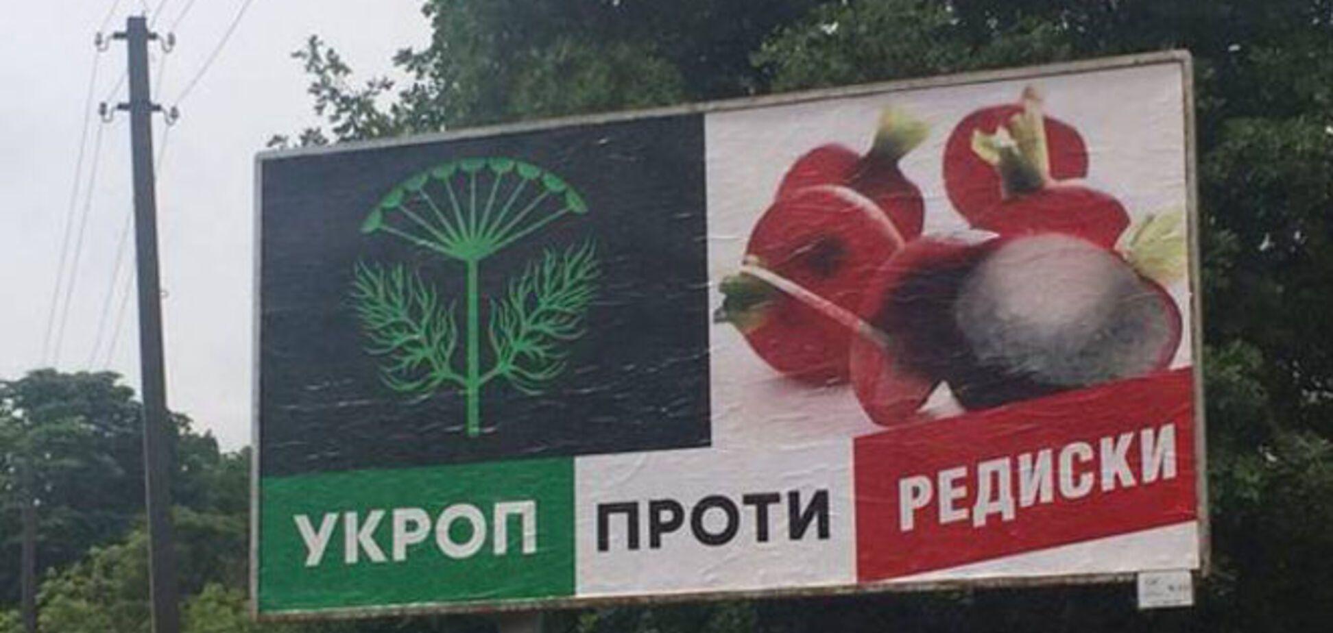 Украинцы хотели бы видеть УКРОП в Раде - соцопрос