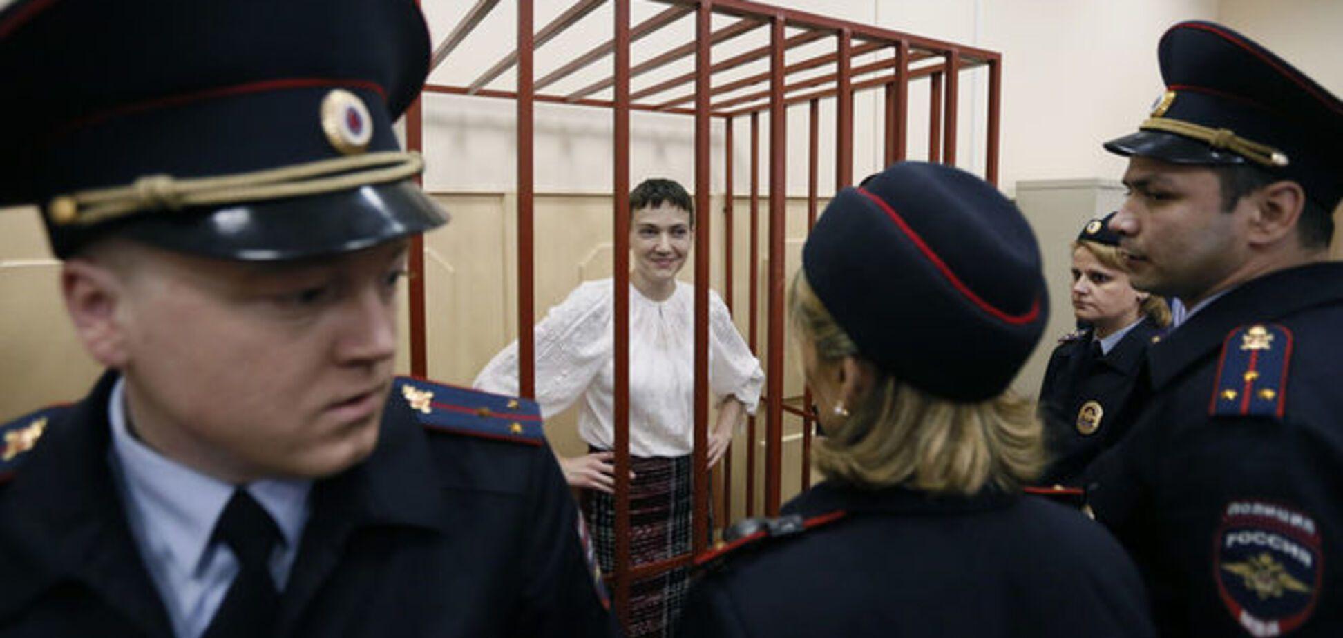 Рубан пообещал освободить Савченко через две недели