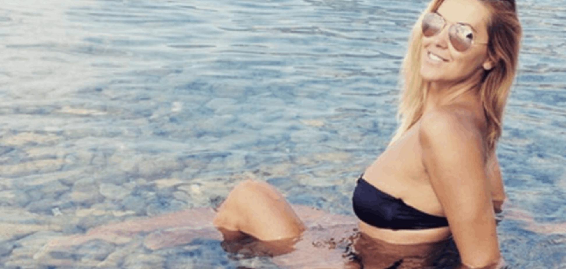 Красотка Клочкова похвасталась жаркими фото с отдыха в Крыму