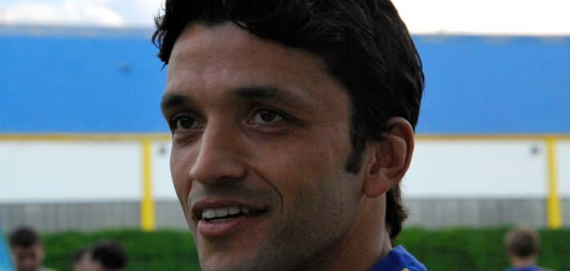 Бразилец сборной Украины не захотел играть в России