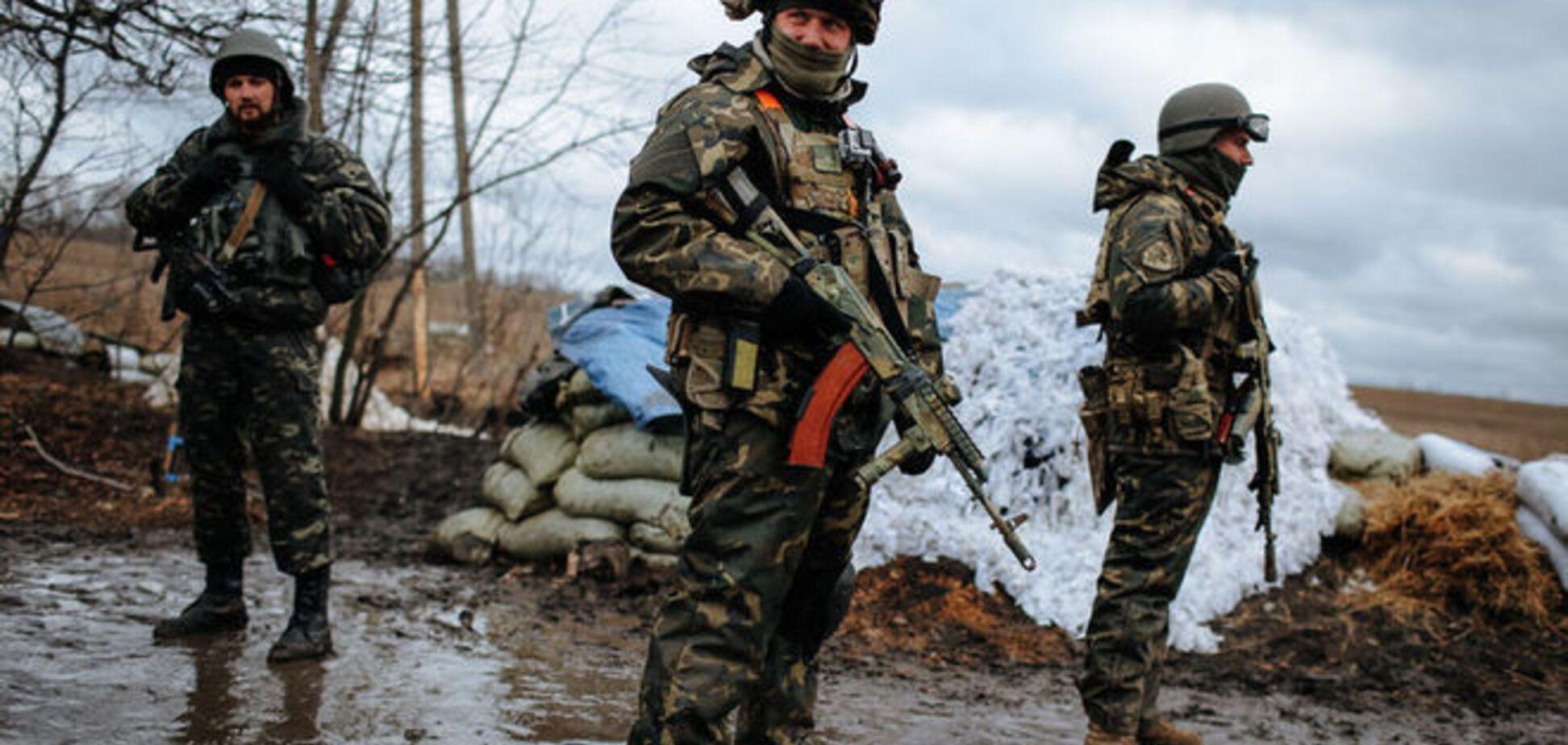 В Минобороны рассказали, сколько бойцов АТО получили статус участника боевых действий