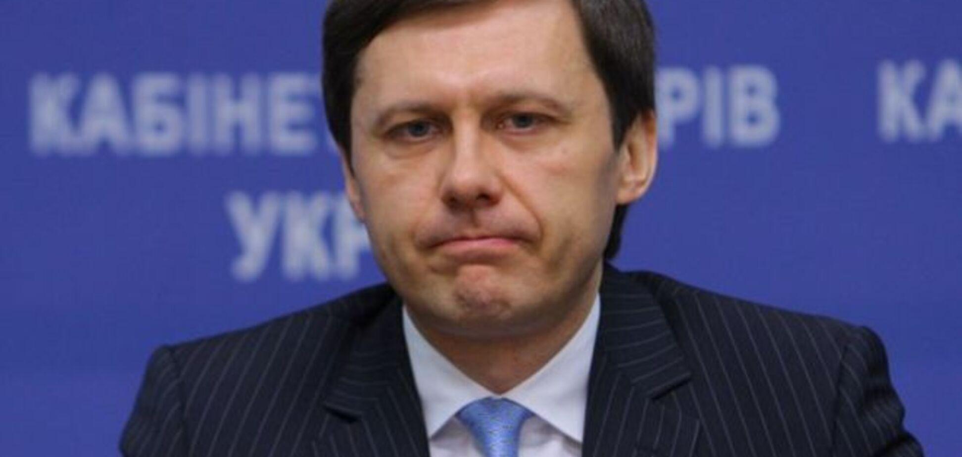 Экс-министр Шевченко 'подарил' Онищенко 50 тысяч гектаров месторождений янтаря