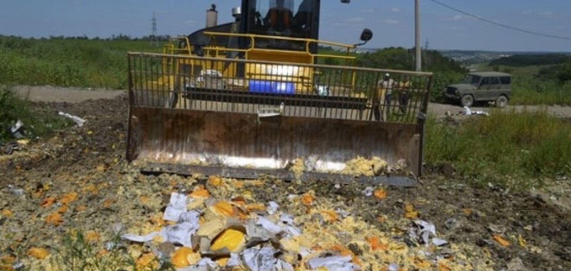Съел хамон — жди ОМОН! В сети появились частушки об уничтожении продуктов в России